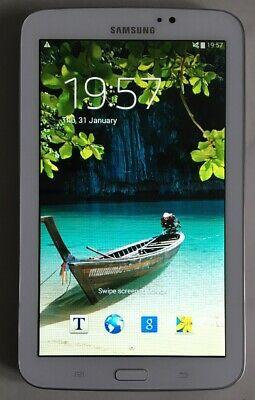 Samsung Galaxy Tab 3 - 7 inch 8GB - White