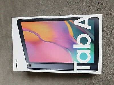 Samsung Galaxy Tab A (GB, Wi-Fi, 10.1in - Black
