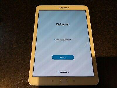 "Samsung Galaxy Tab S2 9.7"" SM-T810N 32GB, Wi-Fi - White"