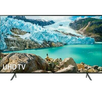 Samsung UE43RU RU Inch TV Smart 4K Ultra HD LED