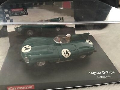 "Carrera Evolution  Jaguar D-Type ""Le Mans 54"""
