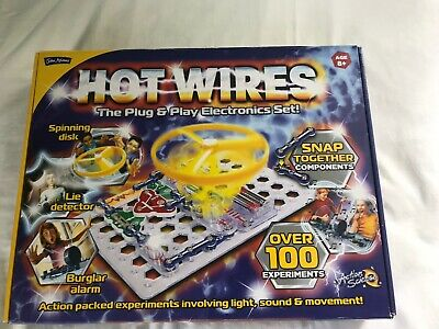 John Adams  Hot Wires Educational Toy, Complete