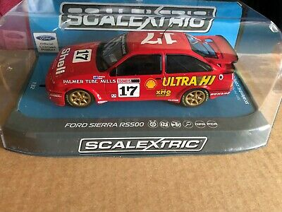 M/B SCALEXTRIC FORD SIERRA RS500 BATHURST  REF C