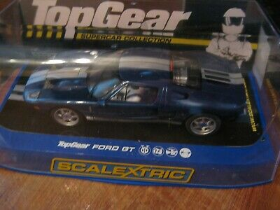 SCALEXTRIC C Ford GT Top Gear