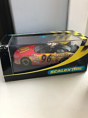 SCALEXTRIC C Ford Taurus McDonalds No.96 Andy Houston