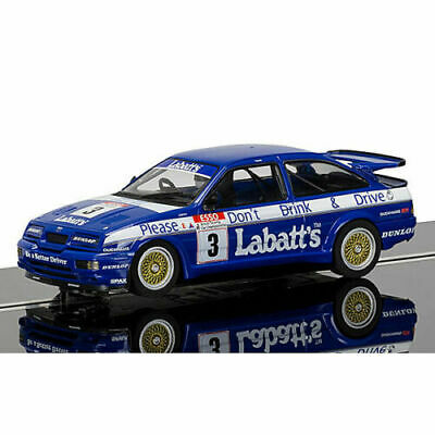 SCALEXTRIC - FORD SIERRA RS ESSO RAC BTCC SEASON