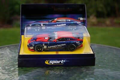 SCALEXTRIC SPORT TVR T400R ECLIPSE MOTORSPORT BRITISH GT