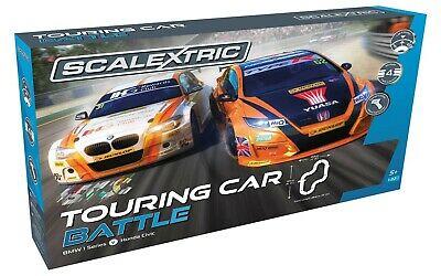 SCALEXTRIC Set C BTCC Touring Car Battle Set - BMW v