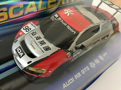Scalextric C Audi R8 GT3 Scale 1:32 Slot Car Boxed