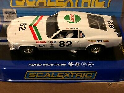 Scalextric C Ford Mustang  Boss 302 GTX #82 DPR