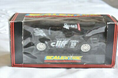Scalextric C631 Opel Calibra Cliff nr MINT Boxed