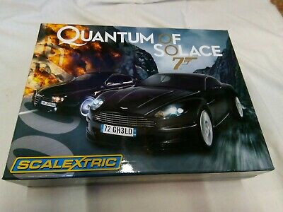 Scalextric CA Quantum of Solace James Bond 007 Alfa