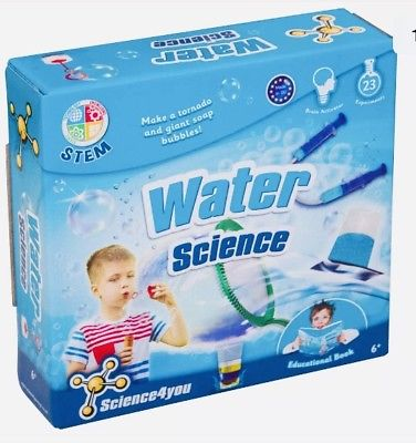 Science4you  Water Science Kit Educational Toy STEM -