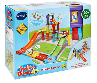 VTech Toot-Toot Drivers Ultimate Track Set - NEW