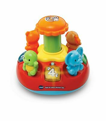 Vtech Baby Push and Play Spinning Top Toy - BRAND NEW - KIDS