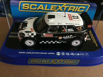 m/b SCALEXTRIC Mini Countryman WRC - No.12 - Rallye Monte