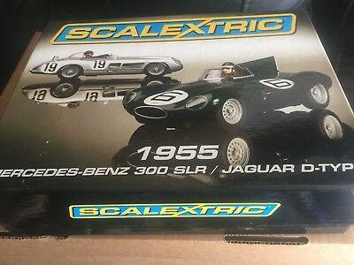 m/b limited edition mercedes benz / jaguar d-type collectors