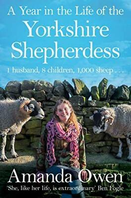 A Year in the Life of Yorkshire Shepherdess Paperback – 26