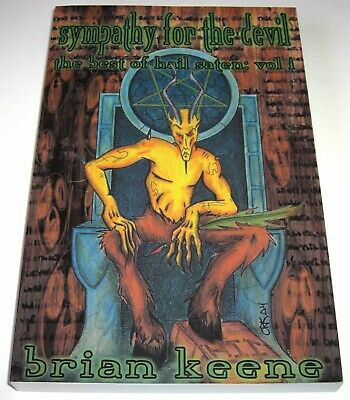 BRIAN KEENE Sympathy For The Devil Hail Saten Vol. 1 -