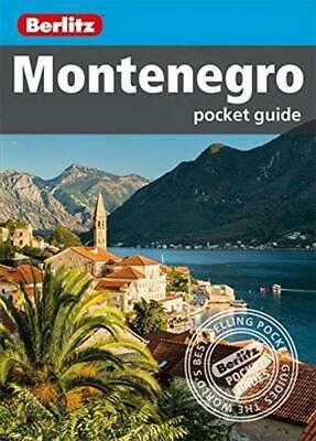 Berlitz Pocket Guide Montenegro (Travel Guide) (Berlitz