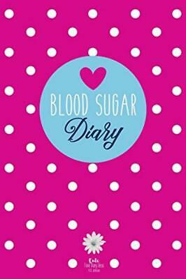 Blood Sugar Diary: Diabetes Journal for 53 Weeks (Pink)
