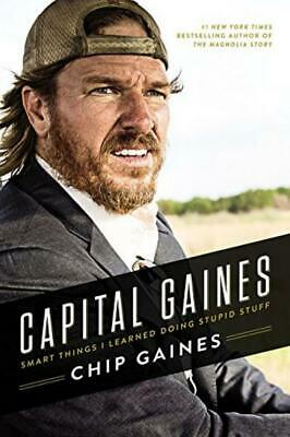 Capital Gaines Hardcover – 16 Nov