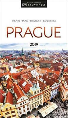 DK Eyewitness Travel Guide Prague:  Paperback – 27 Sep