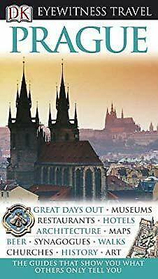 DK Eyewitness Travel Guide: Prague, Turp, Craig, Used; Good
