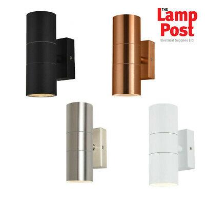 Forum Leto Up & Down IP44 Outdoor Garden Wall Light - Choice