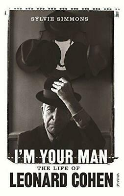 I'm Your Man: The Life of Leonard Cohen, Simmons, Sylvie,