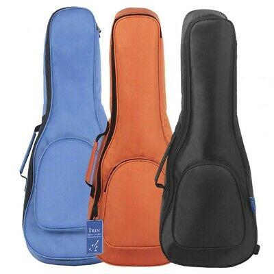 Irin Waterproof 26 Inch Ukulele Bag Soft Case Add Cotton