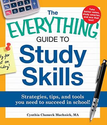 Muchnick Cynthia C-Everything Gt Study Skills (US IMPORT)