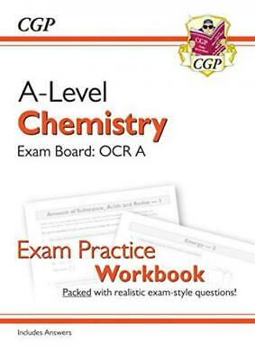 New A-Level Chemistry: OCR A Year 1 & 2 Exam Practice