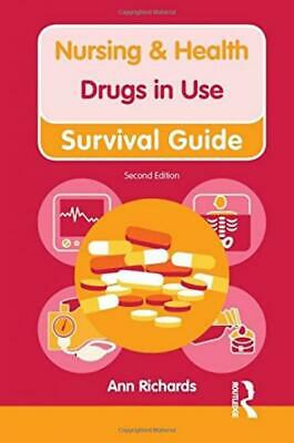 Nursing & Health Survival Guide: Drugs in Use (Nursing and