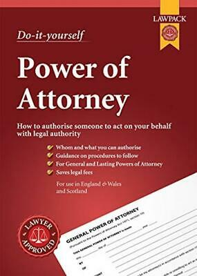 Power of Attorney Kit (9th Edition) Paperback – 29 Jan