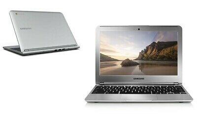 """Samsung Chromebook XE"""" Chrome Silver (Rxynos5/ 16gb"""