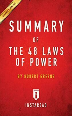 Summary of The 48 Laws Power: by Robert Greene