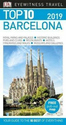 Top 10 Barcelona:  (DK Eyewitness Travel Guide)
