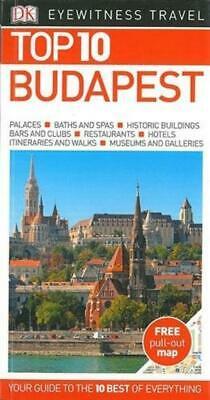 Top 10 Budapest (DK Eyewitness Travel Guide) Paperback – 1