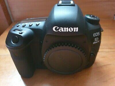 CANON EOS 5D MARK IV 30.4MP DIGITAL SLR CAMERA- Mint