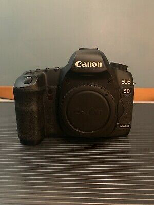 Canon B007 EOS 5D Mark II 21.1MP Digital SLR Camera -