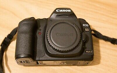 Canon EOS 5D Mark II 21.1MP - Body Only - Excellent