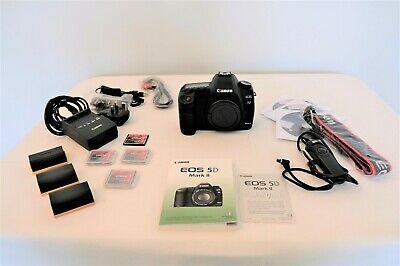 Canon EOS 5D Mark II 21.1MP DIGITAL SLR CAMERA BODY ONLY -
