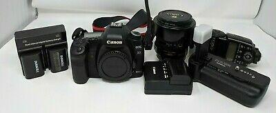 Canon EOS 5D Mark II 21.1MP Digital SLR Camera & mm