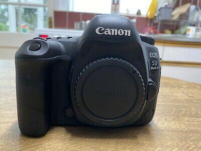 Canon EOS 5D Mark IV 30.4MP DSLR Camera - MINT
