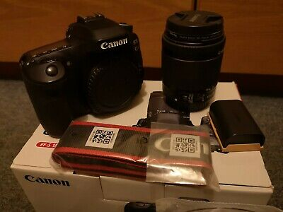 Canon EOS 80D 24.2MP Digital SLR Camera with EF-S mm IS
