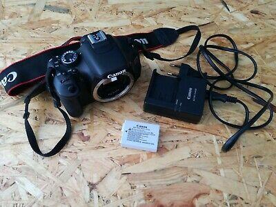 Canon EOS Rebel T3i 600D Digital SLR Camera