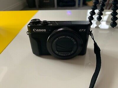 Canon PowerShot G7 X Mark II Vlogger Kit Digital Camera