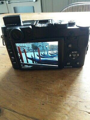 Fuji/Fujifilm X series X MP Digital Camera - black