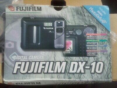 Fujifilm DX MP Digital Camera - Black